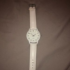 *3 for $15* Simple white watch